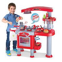 Кухня детская игровая 008-83 с посудой