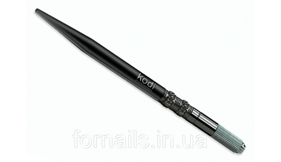 Ручка для мануального татуажа в футляре Kodi,цвет черный