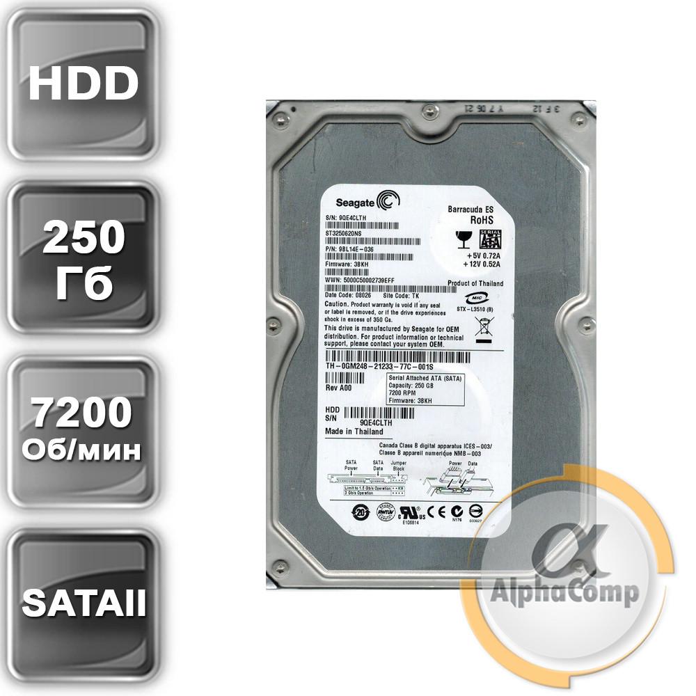 """Жесткий диск 3.5"""" 250Gb Seagate ST3250620NS (8Mb/7200/SATAII) БУ"""