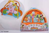 Игровой развивающий коврик для малышей 898-26B