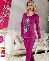 Женский домашний костюм пижама