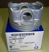 Поршня Авео 1,5 стандарт 4 шт (оригинал) GM Корея