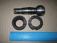 Палец рулевой ЗИЛ 130 с сухарями (с резьбой, белый,СТ45,горячего выдавл.) (пр-во Украина) 120-3003032/66/67
