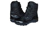 Ботинки М305 чёрные с кордурой