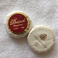 Мыло гостиничное круглое 15 гр с логотипом