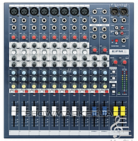 Soundcraft Микшерный пульт Soundcraft EFX8 + K
