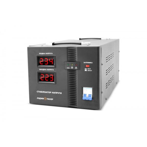 Стабилизатор LPH-10000SD (6000Вт) сервоприводный