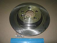 Диск тормозной VOLVO S80,V70,XC70(II) 08-, S60(II) 10- задн. (пр-во REMSA) 61045.00