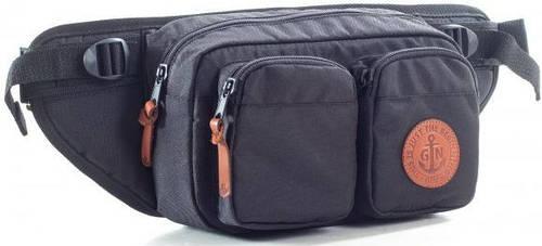 Поясная сумка GIN чёрный 753951