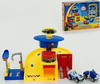 Детский игровой гараж 828-61