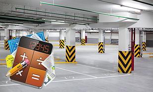 Экспертная оценка паркингов