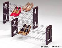 Обувная полка SR-0606-2, 64 x 23 x 28 H