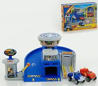 Детский игровой гараж 828-62