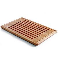 Доска разделочная для хлеба деревянная Hendi 505502