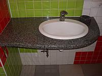 Ванную столешницы из гранита