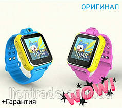 Детские умные часы Q200 GPS с камерой (+Гарантия)