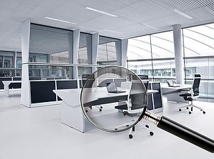 Экспертная оценка офисных помещений