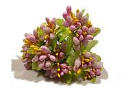 Тычинка искусственная розовая 10792 1-3-1