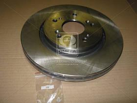 Диск тормозной HONDA CR-V III передн., вент. (пр-во REMSA) 61358.10