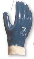 Перчатки МБС (маслобензостойкие синие)