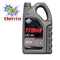 "Масло моторное полусинтетическое ""TITAN CFE 10W-40 MC"", 5л"