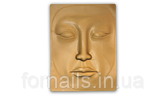 Муляж лица для мастеров перманентного макияжа,Kodi