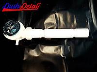 Сифон в поддон душевой кабины, с запорным клапаном клик-клак и гидробарьером  ( ПУ04Г )
