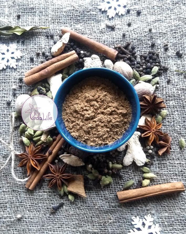 масала чай готовая смесь