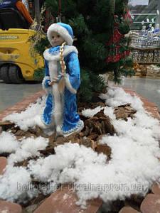 Холлофайбер - искусственный снег