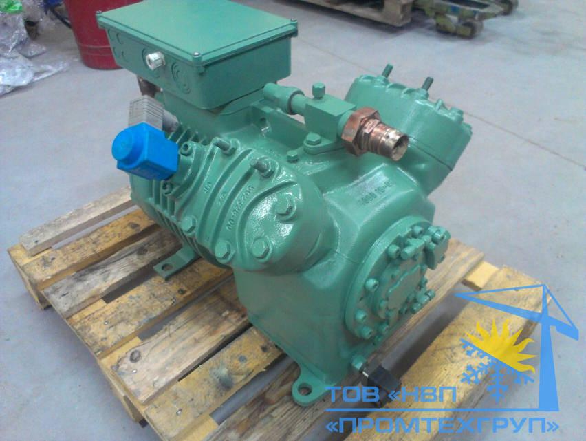 Холодильный компрессор б/у Bitzer 4T-8.2Y (Битцер бу 4CES-6Y 39.36 m3/h)