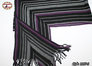Мужской шарф Классика 1117-2, фото 2