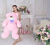 """Мягкая игрушка мишка ТЕМА (110 см), Харьков """"Розовый"""""""