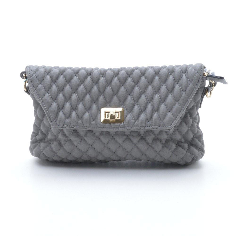 Женская стеганая сумочка