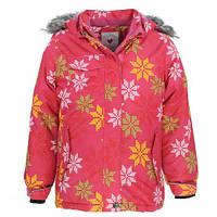 Зимняя лыжная куртка для девочек.ТМ Glo-story Венгрия рост 92/98 104/110 116/122 128