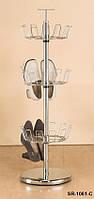 Стойка для обуви SR-1061-C, подвесное хранение обуви