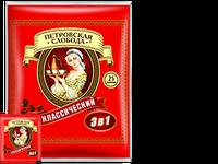 Кофейный напиток 3 в 1 Петровская Слобода Классический 25 пакетиков