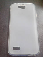 Накладка силикон Drobak Huawei Honor 3C новая