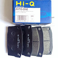 Колодки тормозные передние Нексия Кадет E Омега A Hi-Q SP1055
