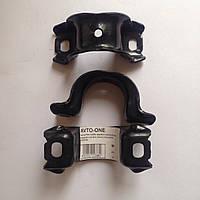 Кронштейн-скоба заднего сайлентблока переднего рычага.Ланос,НексияGM 90344190