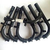 Патрубок пластиковый системы охлаждения (саксофон) Ланос 96180035