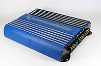 Усилитель звука 4 канальный автомобильный Cougar 700.4, 2000 Вт, позолоченные клеммы