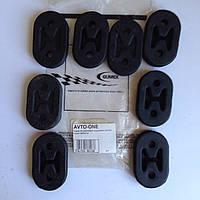 Подвеска глушителя резиновая тонкая Авео Ланос Сенс GUMEX 96352141