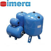 Imera A, AV, AO - вертикальные и горизонтальные гидроаккумуляторы для холодного водоснабжения
