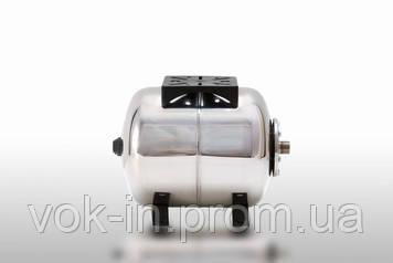 Гидроаккумулятор AFC 24SB SS (HORIZONTAL) Нержавейка, фото 2