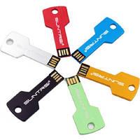 USB флеш-накопитель в форме ключа