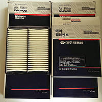 Фильтр воздушный Ланос Daewoo Motor оригинал 96182220 D