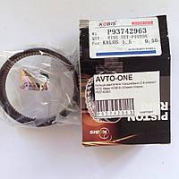 Кольца двигателя поршневые (2-й ремонт +0.5) Авео KOBIS (Южная Корея) P93742963