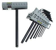 Набор ключей 6-ти гранн.  9 ед. 1.5-10 мм      STANLEY 0-89-904, фото 1