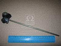 Тяга крана уровня пола 260мм в сб. с наконечником угловым (пр-во Украина) 4640060020