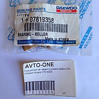 Подшипник на червяк рулевой рейки Daewoo Motor 07819358